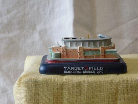 Pepsi Target Field miniature stadium