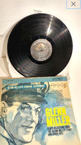 Album Vinyl Glenn Miller