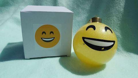 Emoji Ornament - 3