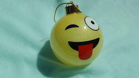 Emoji Ornament - 9