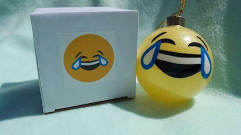 Emoji Ornament - 2