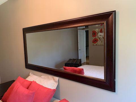 Wall Mirror (Horizontal/Vertical Mount)
