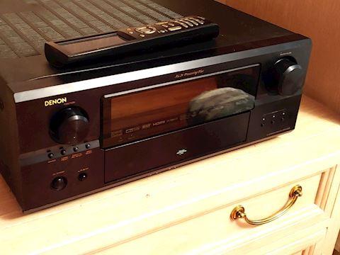 Denon Amp AL-24