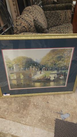Framed Artwork - #1467