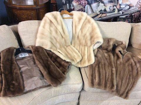 Fur coat package