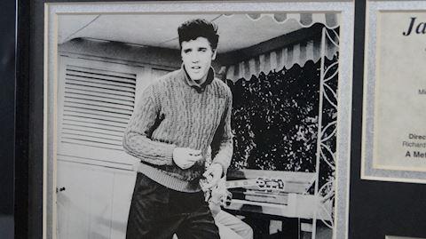 Lot #18 Elvis Presley Memorabilia Merch Pack