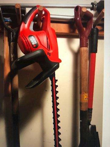 Power Tool Hedge Cutter