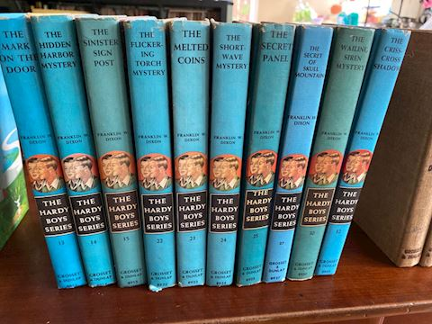 Hardy Boys Book Collection