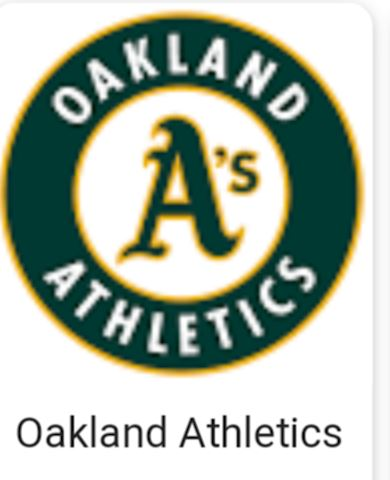 Collection of 100 Oakland Athletics Baseball Cards