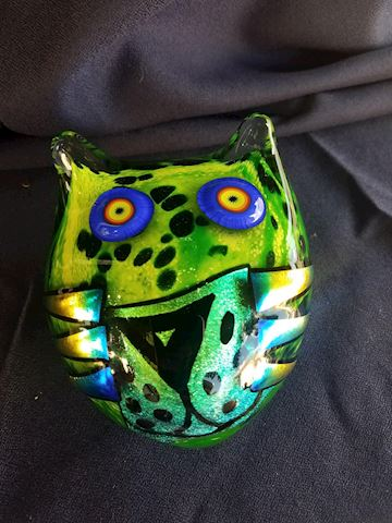 Cool Cat Paperweight