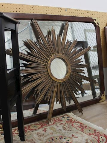 Star Burst Mirror