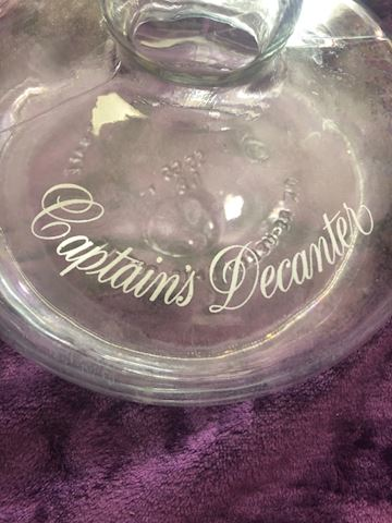 Captains Decanter