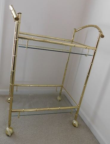 Serving Cart or Plant Stand