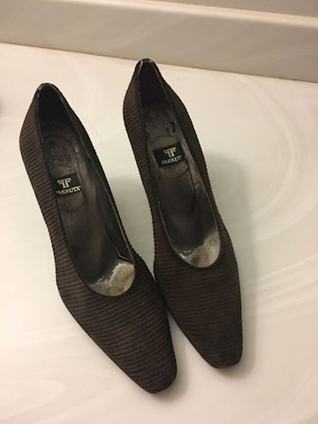 Vintage Farrutz heels
