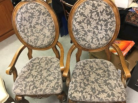 Pair of Beautiful Side Chairs