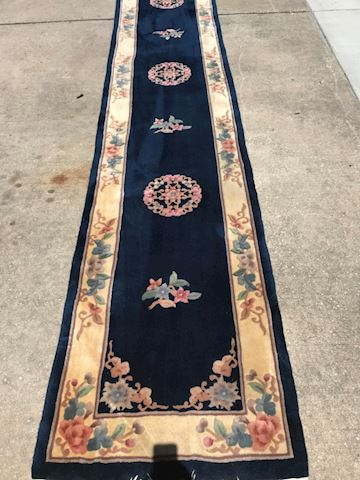 Hand knotted Persian / Oriental Runner