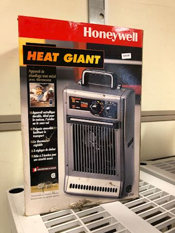 Honeywell Heat Giant heater