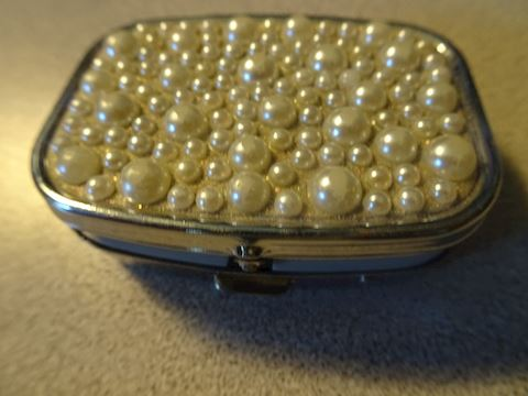 Pill Box or small Jewelry box
