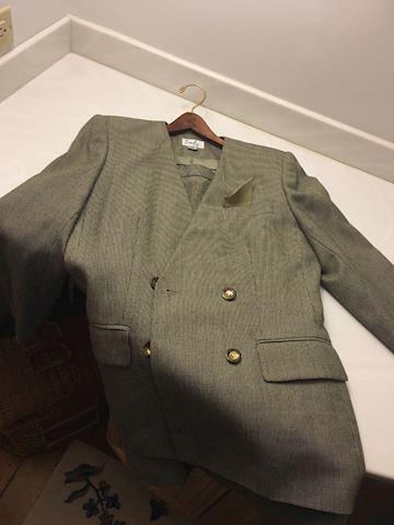 Vintage Emily skirt suit set
