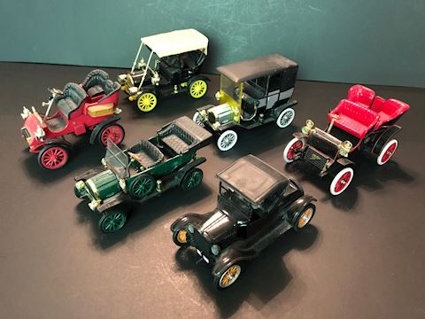 Collectible Diecast Cars - Lot C