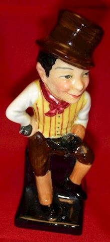 Royal Doulton Dickens Collection Sam Weller
