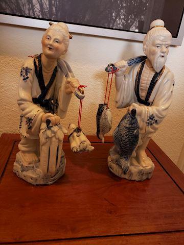 Asian Statues