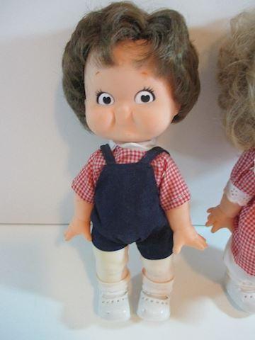 Vintage Campbells Kids Dolls Vinyl