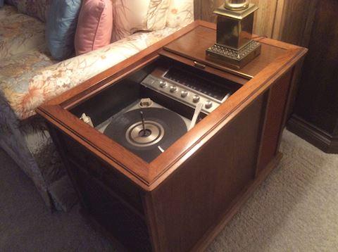 Vintage Magnavox phonograph