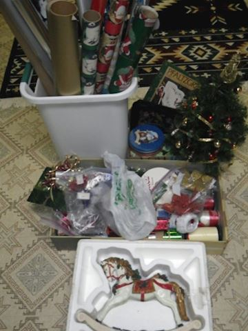 Lot #54 - Christmas (Basement)