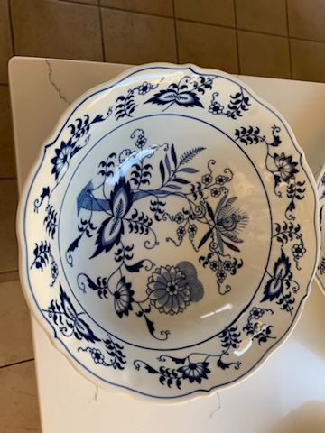 Blue Danbue Bowl