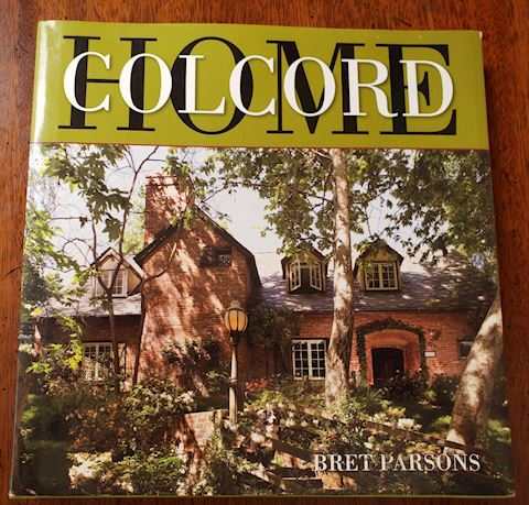 BOOK - GERARD C. COLCORD HOMES BY BRET PARSONS