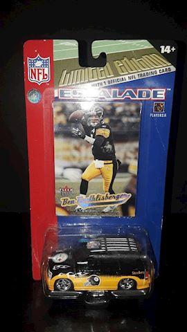 Ben Roethlisberger Escalade Pittsburgh Steelers