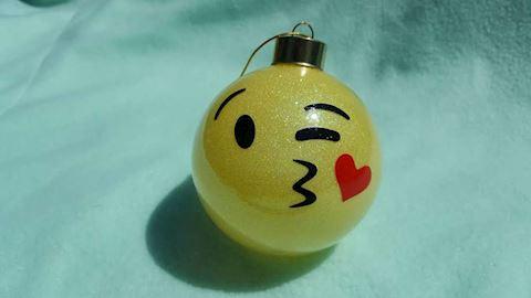 Emoji Ornament - 7