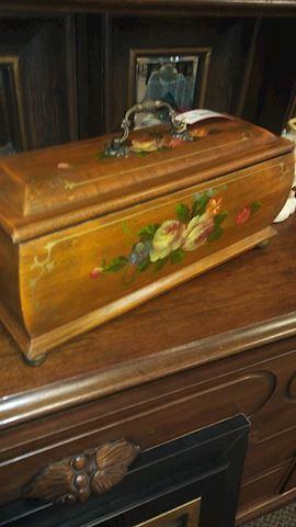 Trinket Box - #5145