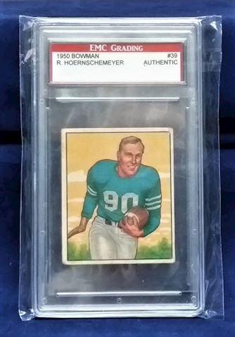1950 Bowman #39 R.Hoernschemeyer