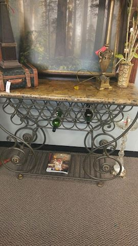 Sofa/Wine Table - #3712