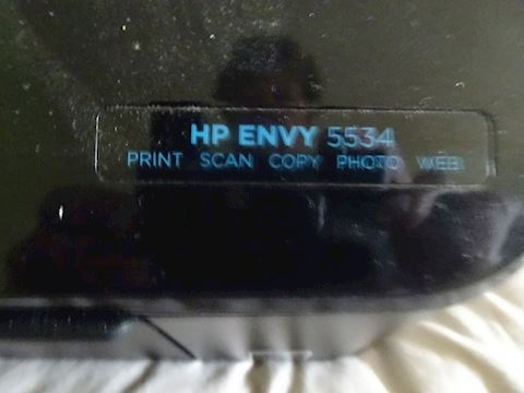 HP Envy 5534 Special Edition Printer