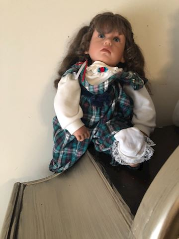 Large Marie Osmond Doll