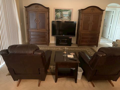 Tommy Bahama Bar / Entertainment Center / Cabinet