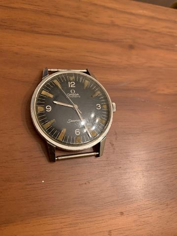 JW 103  Omega Seamaster Watch **  No Band