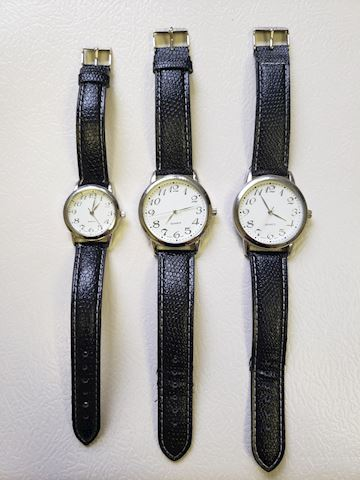 Black Watches Lot