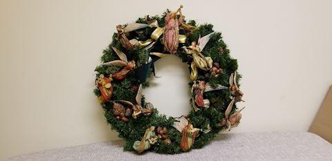 Fam   302   Angel Wreath