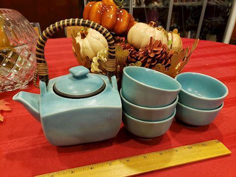 Teapot Set from Teavana