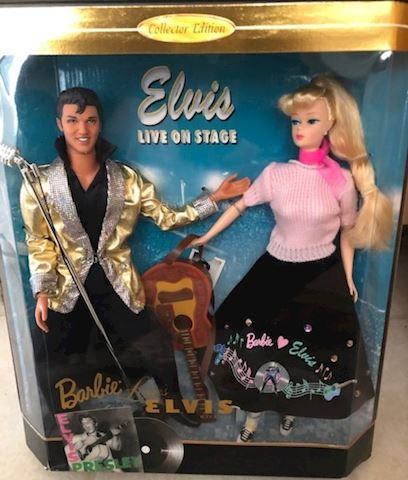 Barbie Loves Elvis - Collectors Edition