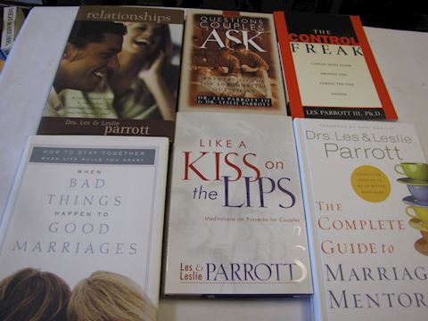The Parrott Dr.'s famous Books about Humanity