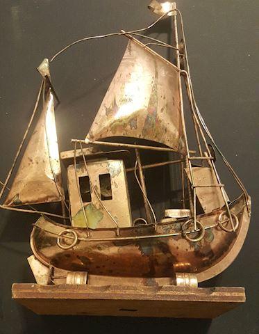 Old Ship Music Box