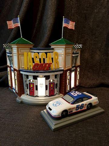 Department 56 NASCAR Cafe