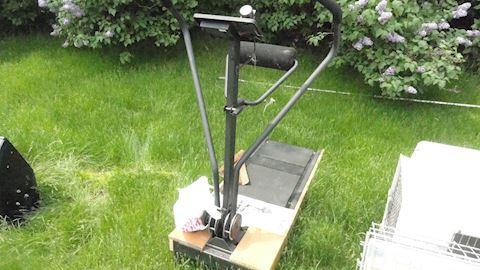 Vintage nordic track treadmill Lot #22