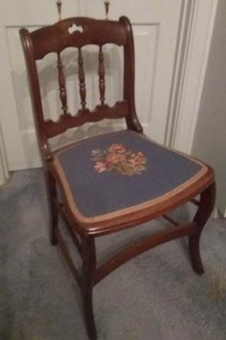 MB  309    Needle Point Chair