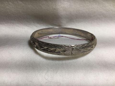 Sterling silver bracelet #91-08 (Last Chance!)
